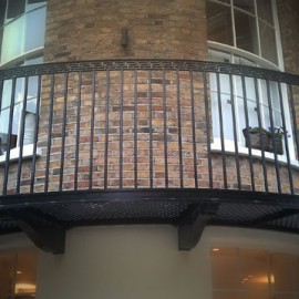 Bespoke Steel Fabrications for Property Developments