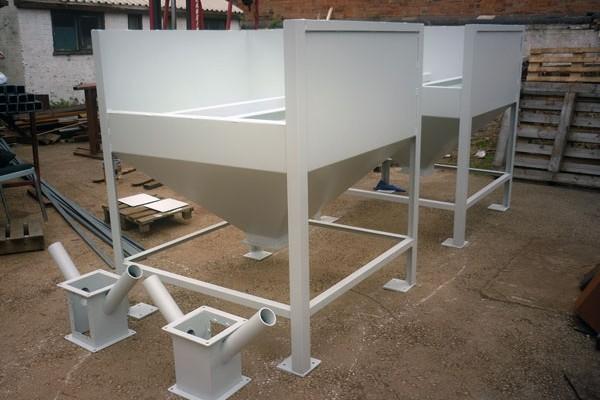 Bespoke steel structures