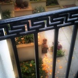 Bespoke Steel Railings Add Value to Property Development